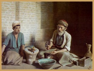 A Goldsmith in Baghdad