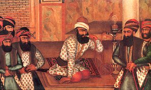 Karim Khan Zand and his kinsmen