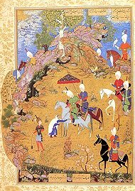 Iransaga - Persian Art, The Safavids