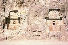 A view of the cliff